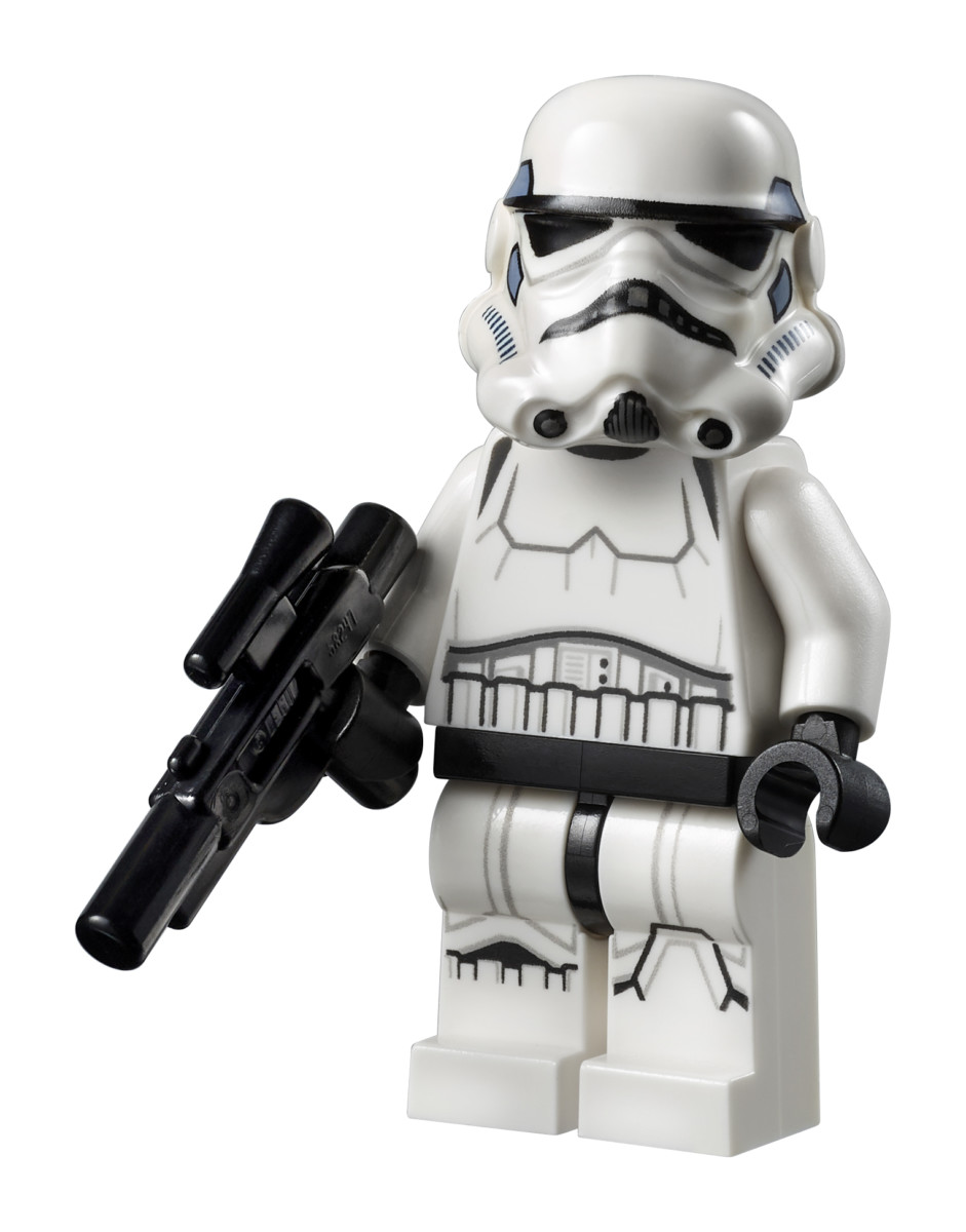 75222 top panel minifigure 16 - LEGO's Star Wars Betrayal at Cloud City is a brilliant recreation of the Empire Strikes Back