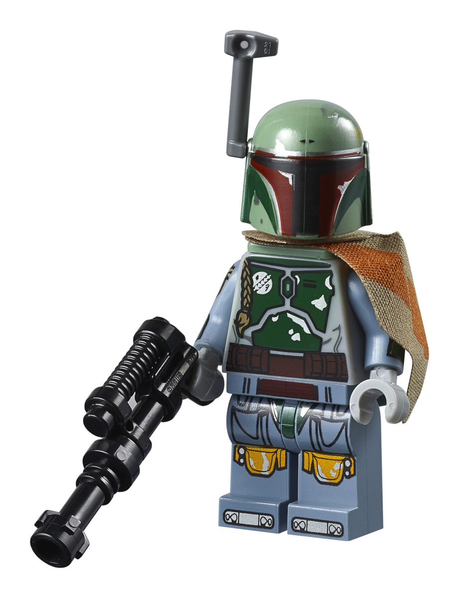 75222 top panel minifigure 17 - LEGO's Star Wars Betrayal at Cloud City is a brilliant recreation of the Empire Strikes Back