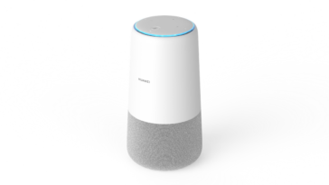 Huawei's AI Cube is an Alexa speaker that doubles as a 4G wi-fi router 14