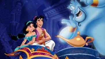 Disney's live-action Aladdin remake will feature new songs 13