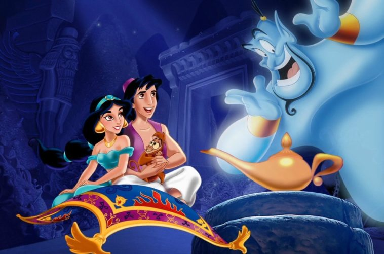 Disney's live-action Aladdin remake will feature new songs 10