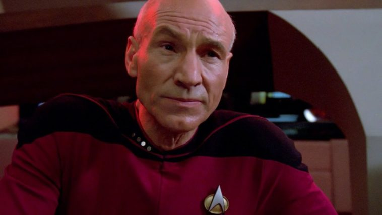 Patrick Stewart is returning to TV as Captain Jean-Luc Picard 11