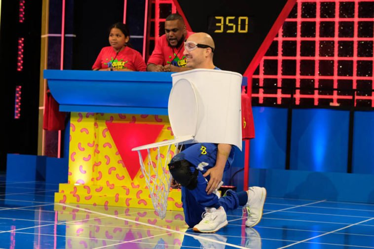 Nickelodeon's Double Dare is back and it's going on tour 16
