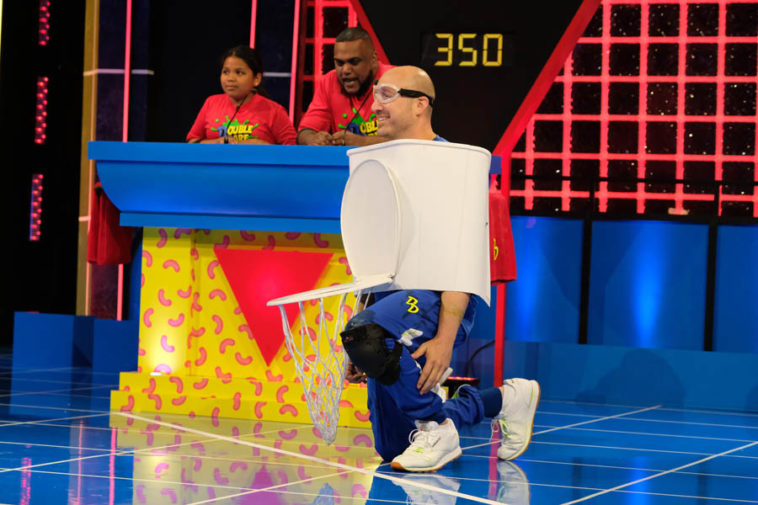 Nickelodeon's Double Dare is back and it's going on tour 20