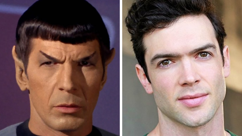 Ethan Peck will play Spock on Star Trek Discovery 13