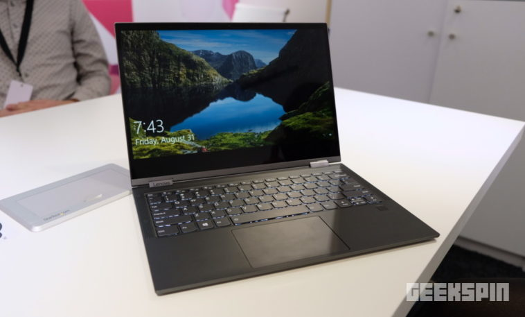 Lenovo totally redesigns its flagship Yoga laptop 12