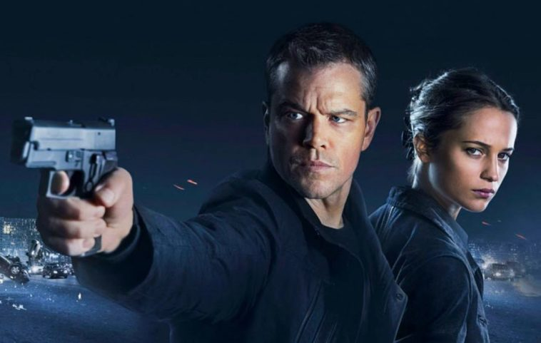 A Jason Bourne TV spinoff is in the works at USA Network 12