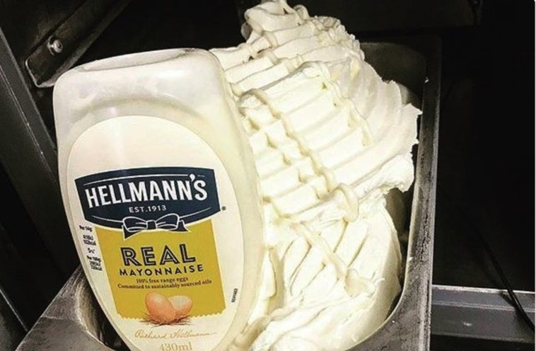 Mayonnaise ice cream is the newest flavor you probably shouldn't try 12