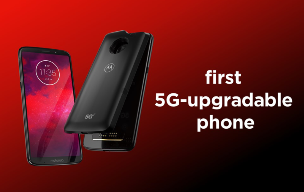 Is Motorola's Moto Z3 really the first 5G phone? 13