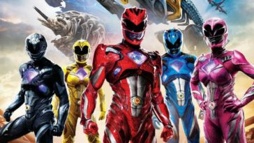 A Power Rangers sequel has been ordered, but it may be another reboot 16