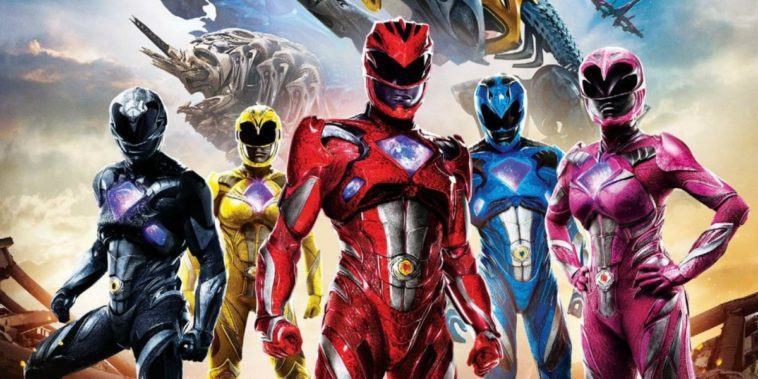 A Power Rangers sequel has been ordered, but it may be another reboot 13