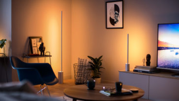 These two Philips Hue lamps bring ambience to your walls 18