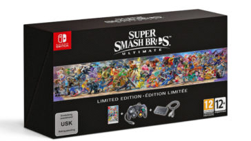 Super Smash Bros Ultimate is a limited edition bundle full of GameCube nostalgia 15