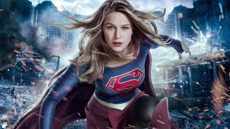A Supergirl film is in the works 11