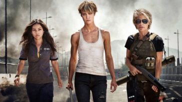 Linda Hamilton is totally kick-ass in first shots from the new Terminator film 13