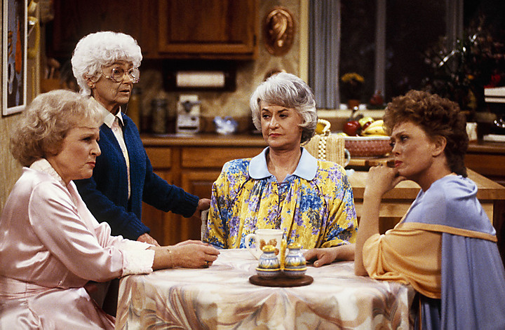 Can you say 'cheesecake'? The Golden Girls are getting a cookbook 18