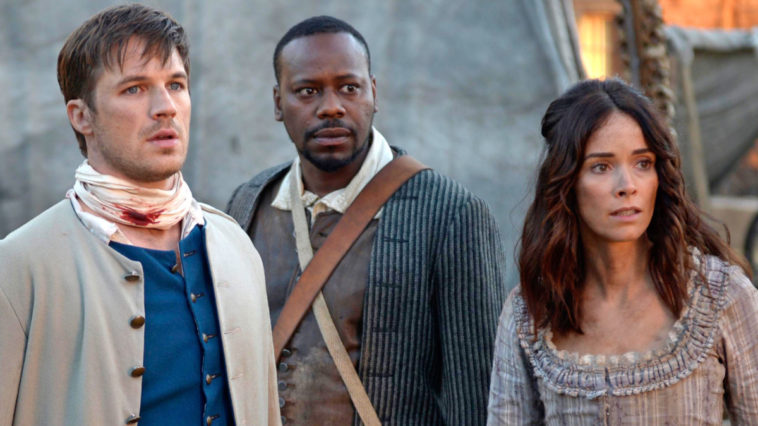 Timeless is still cancelled, but it's getting a finale movie to wrap up the series 12