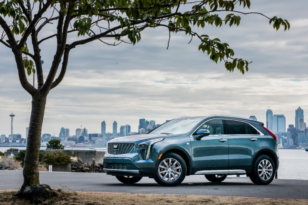 2019 cadillac xt4 premium luxury 1 - Cadillac XT4 first drive and first impressions