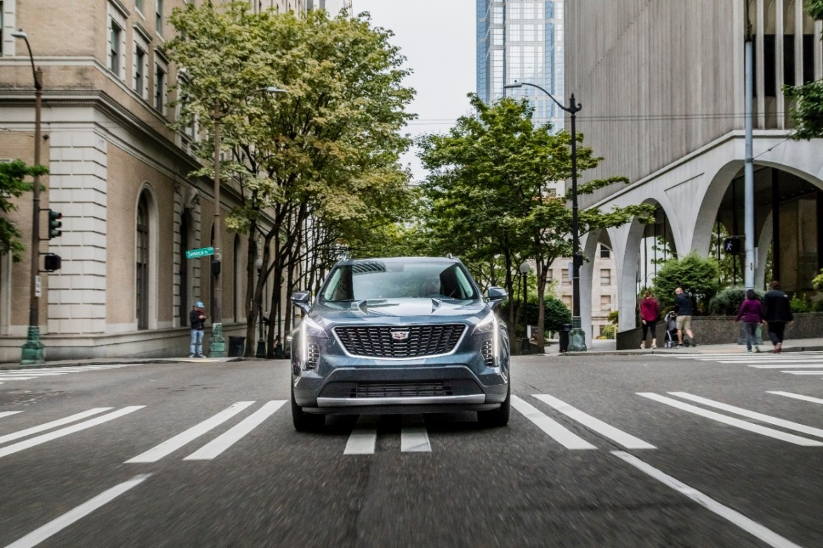 2019 cadillac xt4 premium luxury 7 - Cadillac XT4 first drive and first impressions