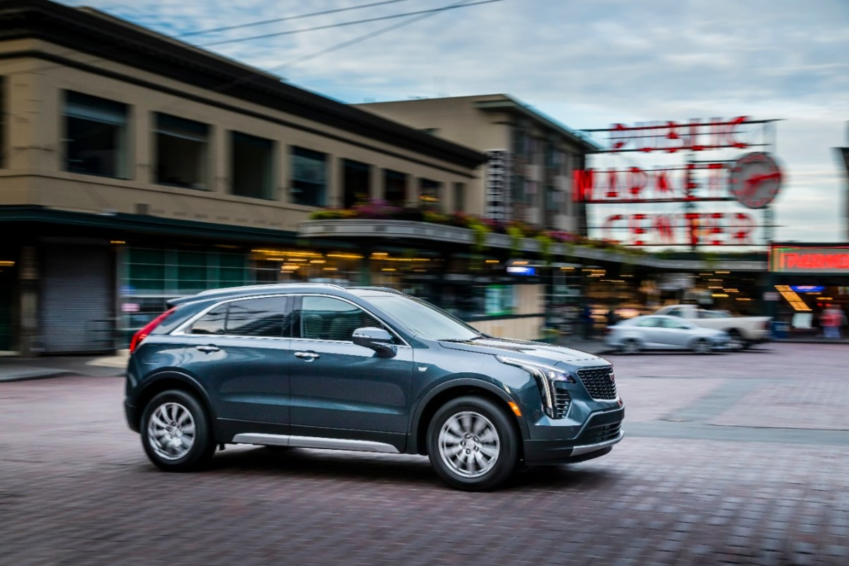 2019 cadillac xt4 premium luxury - Cadillac XT4 first drive and first impressions