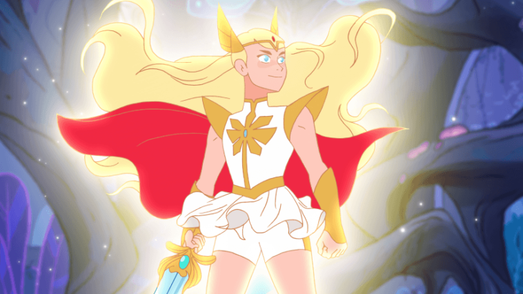 Netflix just dropped a She-Ra and the Princesses of Power trailer 14