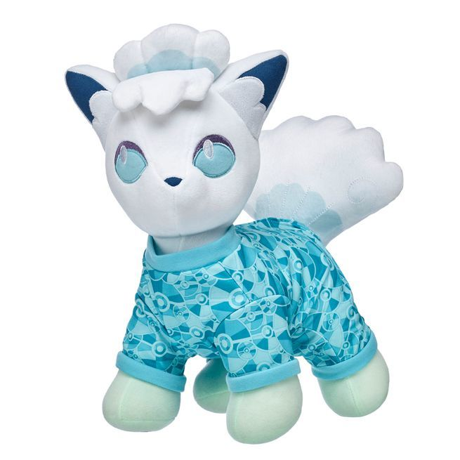 Pokemon Alolan Vulpix is coming to Build-A-Bear 13