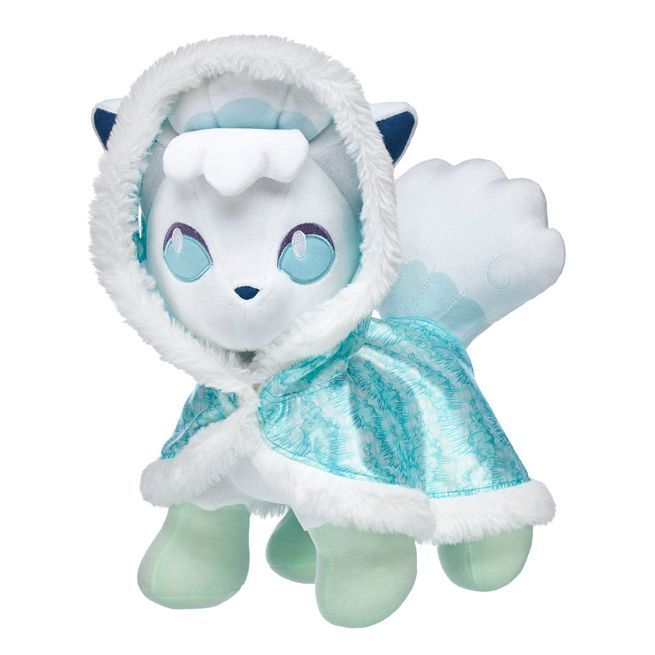 Pokemon Alolan Vulpix is coming to Build-A-Bear 12