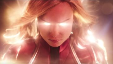 Marvel's first trailer for Captain Marvel is nothing short of awesome 16