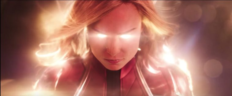 Marvel's first trailer for Captain Marvel is nothing short of awesome 14
