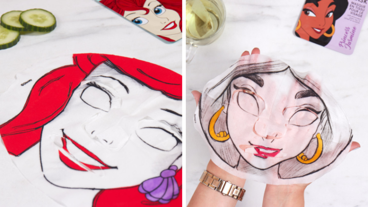 Disney Princess face masks will help make you the fairest of them all 16