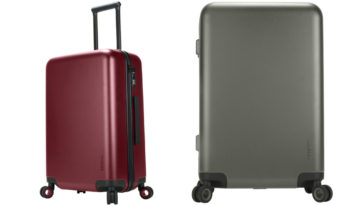 Incase Novi 4 Wheel Hubless Travel Roller suitcase review: lightweight yet tough 16