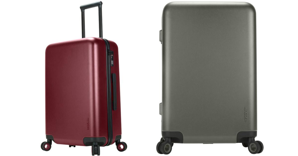 incase luggage 364x205 - Incase Novi 4 Wheel Hubless Travel Rollersuitcase review: lightweight yet tough