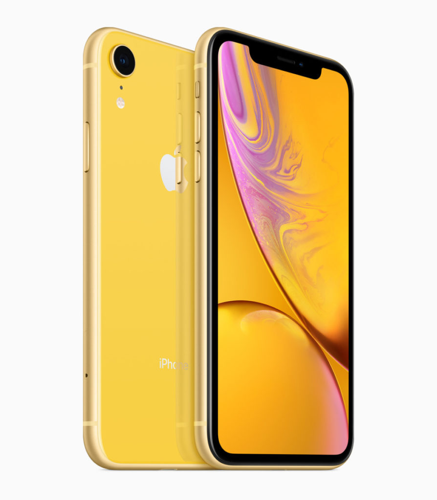 Meet the iPhone XR, XS, and XS Max 22