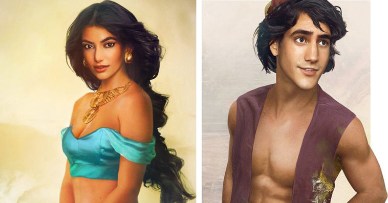 How Disney princesses, princes and villains would look in real life 16