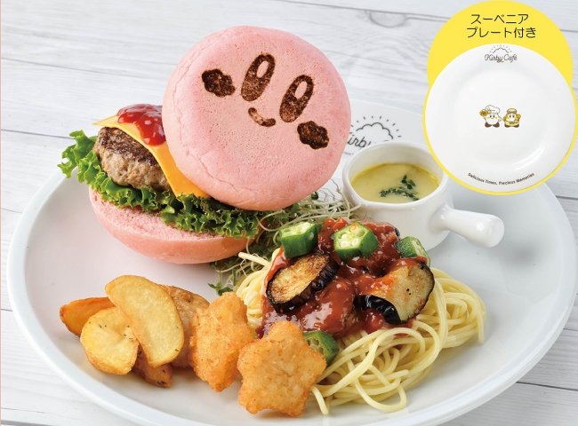 Kirby-themed cafe opens in Japan 15