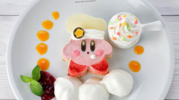 Kirby-themed cafe opens in Japan 22