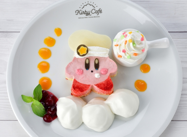 Kirby-themed cafe opens in Japan 12