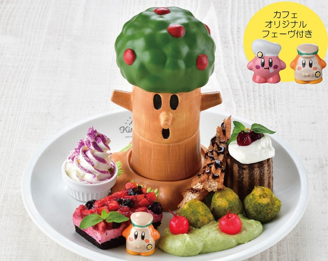 Kirby-themed cafe opens in Japan 17