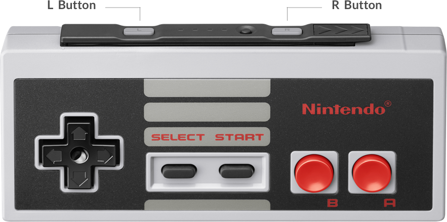 Nintendo has created wireless NES controllers for the Switch 13