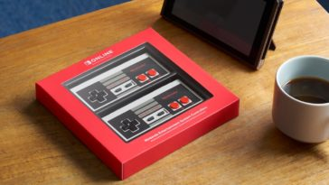 Nintendo has created wireless NES controllers for the Switch 14