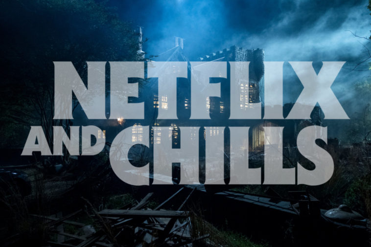 Netflix's spooky October lineup will give you the chills 12