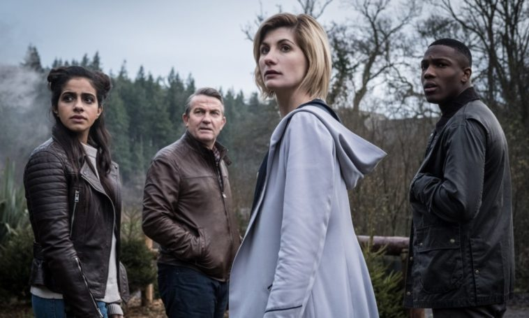 The eleventh-season of Doctor Who starts next month 12