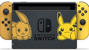 Nintendo has a Pokemon-themed Switch bundle in the works 15