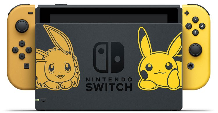 Nintendo has a Pokemon-themed Switch bundle in the works 13