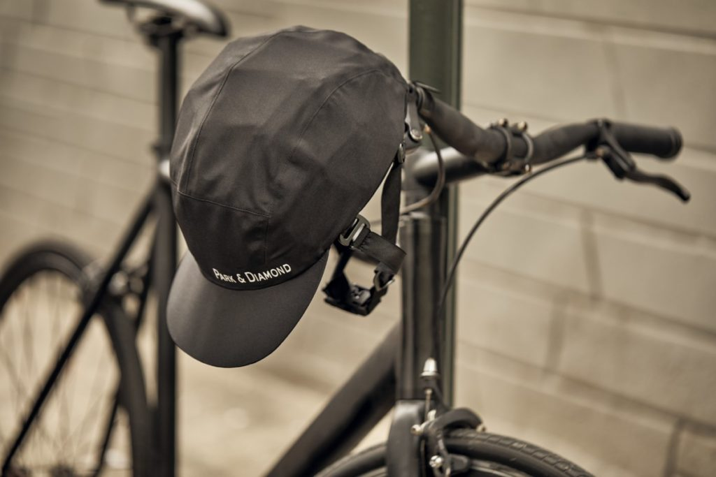 park diamond 3 1024x683 - This bike helmet is designed to look like a baseball cap