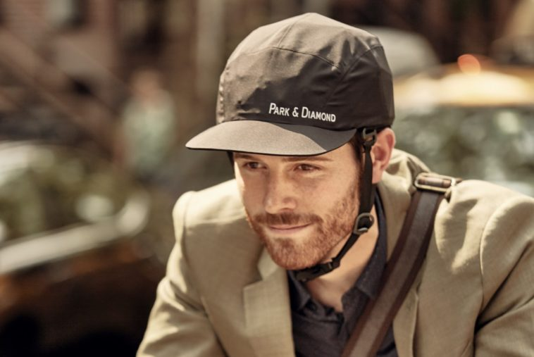 park diamond 4 758x507 - This bike helmet is designed to look like a baseball cap