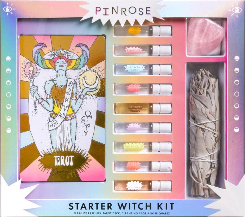Pinrose Starter Witch Kit