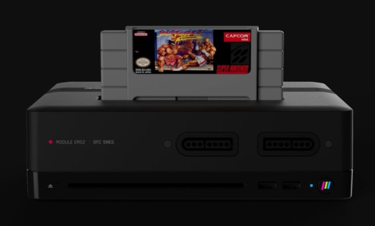 Polymega console can play PS1, NES, and Sega Saturn games 12