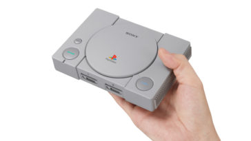 Sony is releasing a miniature PlayStation Classic pre-loaded with 20 games 14
