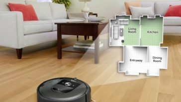 iRobot's i7+ vacuum is able to empty and clean itself 11